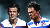 Joey Barton and Wayne Bridge