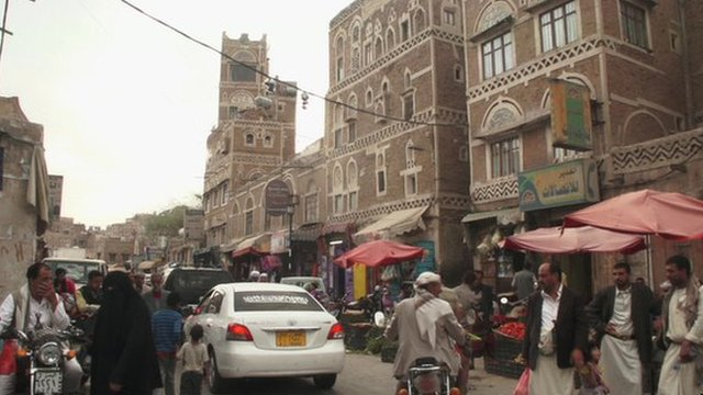 A view of Yemen