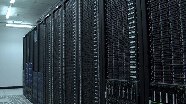 Computer servers in Singapore