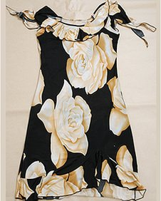 Dress worn by UEA lake victim