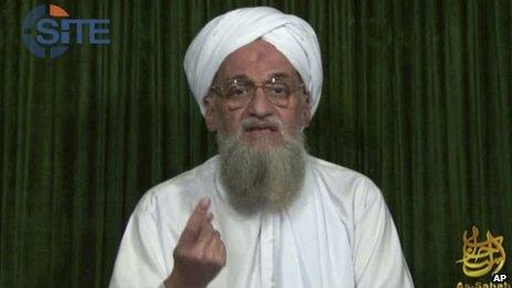 Ayman al-Zawahiri (12 2 2012)
