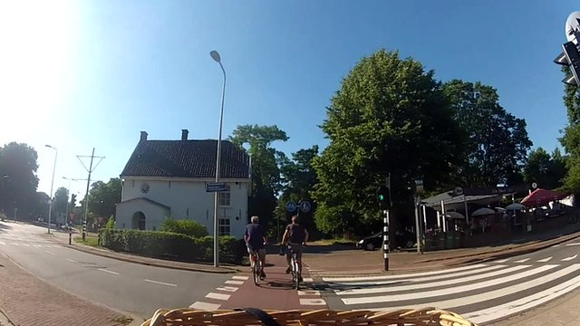 Dutch cyclists
