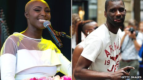 Laura Mvula and Wretch 32