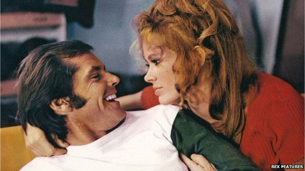 Still from Five Easy Pieces