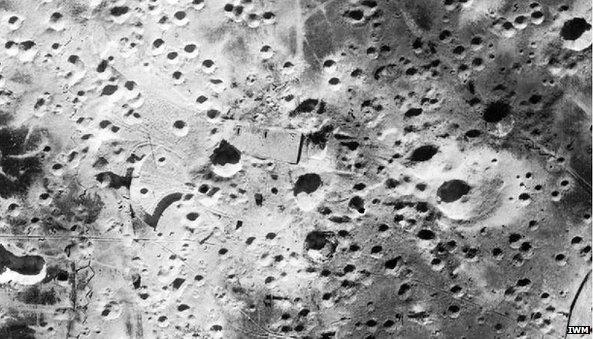 Aerial photo of V3