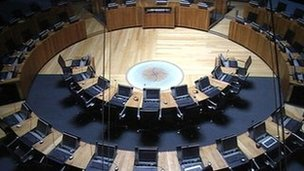 Assembly chamber