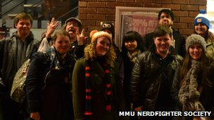 MMU Nerdfighter outing