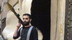 Muted Eid al-Fitr in war-torn Syria