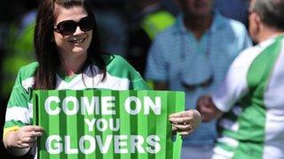 Yeovil fan