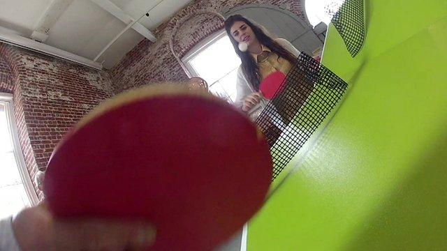 Wrong Pong table