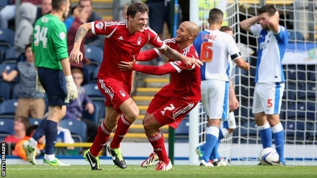 Prediksi skor Pur Blackburn Rovers vs Nottingham Forest Malam Ini 18 April 2015