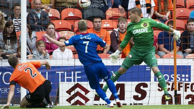 Highlights - Dundee Utd 0-1 Inverness