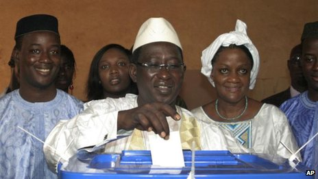 Soumaila Cisse in Bamako, 11 Aug