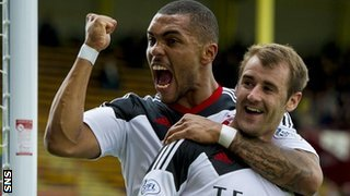 Josh Magennis and Niall McGinn