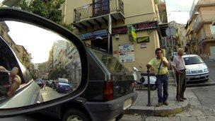 Sicily streets