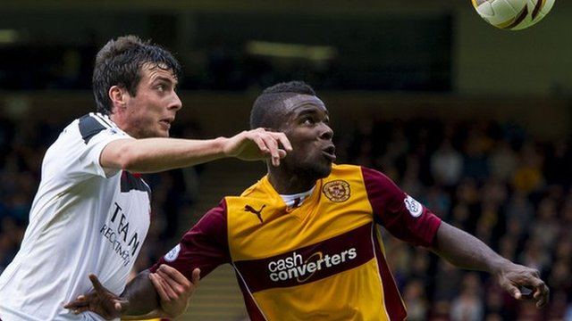 Highlights - Motherwell 1-3 Aberdeen
