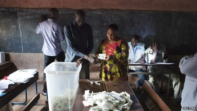 Votes counted in Bamako
