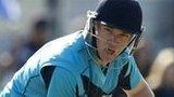 Saltires batsman Richie Berrington