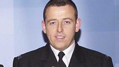 PC Shaun Jenkins