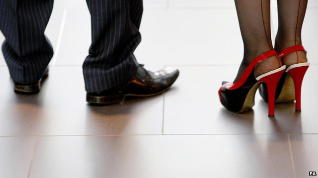 Men and women's shoes