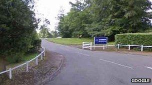 Haughley Park
