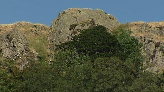 Castle Rock crag