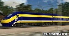 California's high-speed rail design