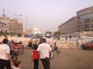 Rabaa al-Adawiya camp