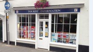 Wimborne Tourist Information
