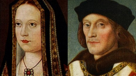 Elizabeth of York and Henry VII