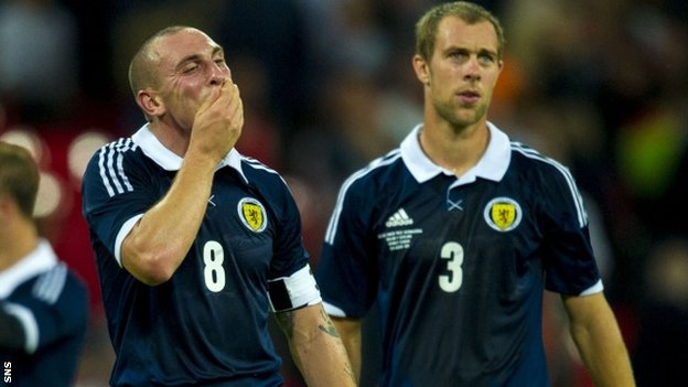 Scott Brown and Steven Whittaker
