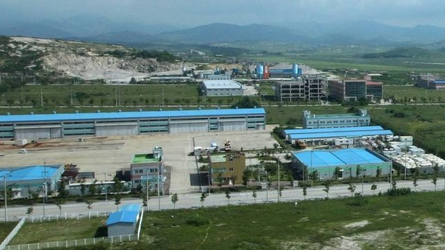Kaesong complex
