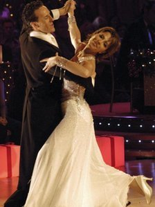 Brendon Cole and Natasha Kaplinsky