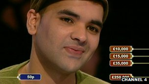 naughty boy deal or no deal