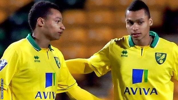Jacob Murphy and Josh Murphy
