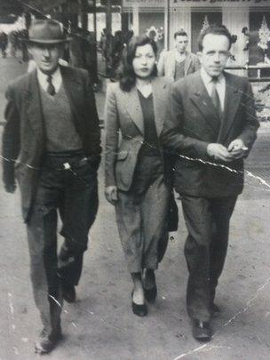 Kimete Mitrovica-Basha's family