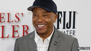 "Russell Simmons arrives as a guest to the premiere of the new film ""Lee Daniels"" The Butler"" in Los Angeles, California 12 August 2013"