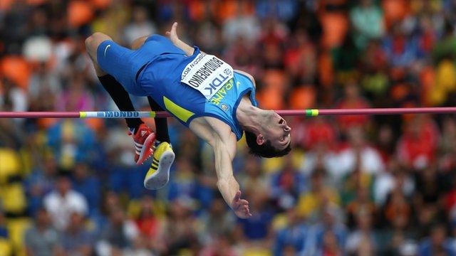 Ukrainian Bohdan Bondarenko wins gold