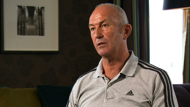 Former Stoke manager Tony Pulis
