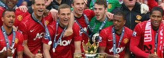 Manchester United; Premier League champions