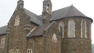 St Paul's Church in Aberavon
