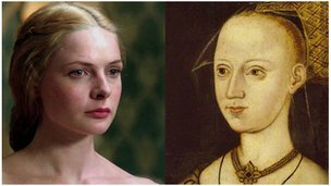 Elizabeth Woodville - The White Queen