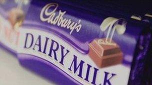 Cadbury generic pic
