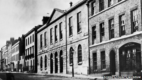 Shire Hall c.1859