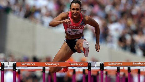 Jessica Ennis Hill hopes to be fit to compete in Glasgow