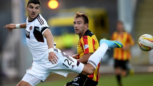 Highlights - Partick Thistle 1-1 Hearts