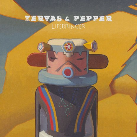 Zervas and Pepper - Lifebringer