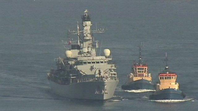 HMS Westminster