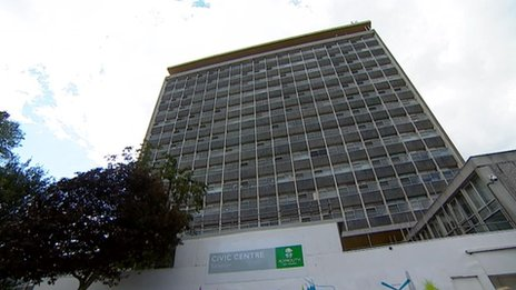 Plymouth Civic Centre
