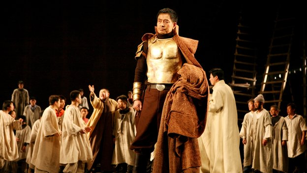 The Tragedy of Coriolanus - Beijing People's Art Theatre